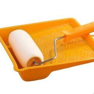 Инструменты для ремонта, построй дом мечты — ЛКМ - Малярный инструмент (кисти, наборы, ванночки, ведра) — Отделка для стен и потолков