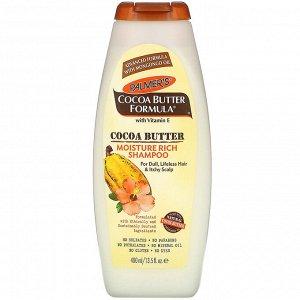 Palmer&#x27 - s, Cocoa Butter Formula with Vitamin E, Moisture Rich Shampoo, 13.5 fl oz (400 ml)