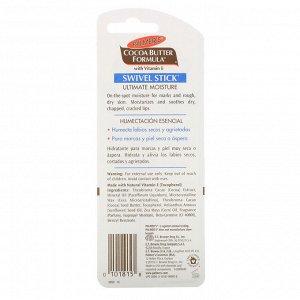 Palmer&#x27 - s, Cocoa Butter Formula with Vitamin E, Swivel Stick, .5 oz (14 g)