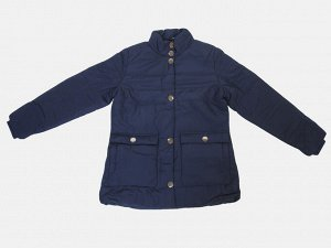 Синяя демисезонная женская куртка ESMARA® (Германия). Стильный дизайн и непревзойденное немецкое качество! №3970