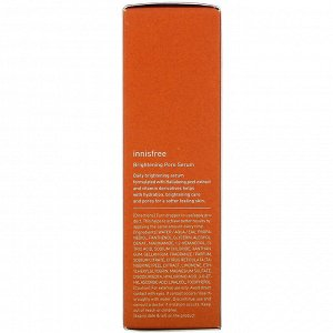 Innisfree, Jeju Hallabong Daily Skin Bright, Brightening Pore Serum, 1.01 fl oz (30 ml)