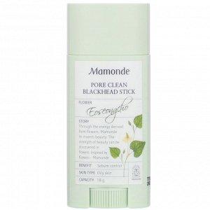 Mamonde, Pore Clean Blackhead Stick, 18 g