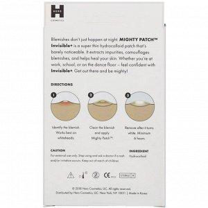 Hero Cosmetics, Mighty Patch, невидимые+, 39 шт.