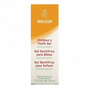 Weleda, Children&#x27 - s Tooth Gel, 1.7 fl oz (50 ml)