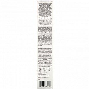 Desert Essence, Prebiotic, Plant-Based Toothpaste, Gingermint, 6.25 oz (176 g)