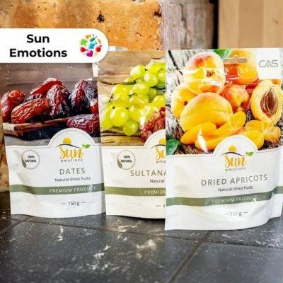 Экспресс! Орешки! Манго! Кокос! Папайя! Вкусно и полезно! — Новинка! Sun Emotions сухофрукты из Турции — Сухофрукты