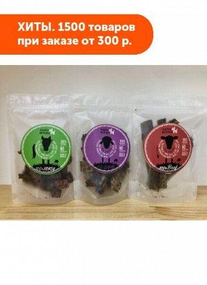 Лакомство для собак Конские джерки (100% мясо) 30гр