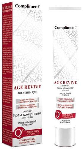 Compliment Age Revive Дневной крем-концентрат д/лица /50
