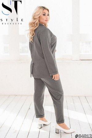 Костюм 64812 (пиджак+брюки)