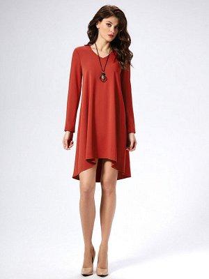 Платье трапеция М-913