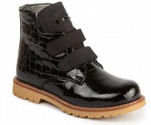 Ботинки Ботинки. Цвет чёрный