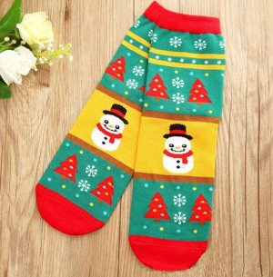 Носочки Веселое Рождество, в ассортименте