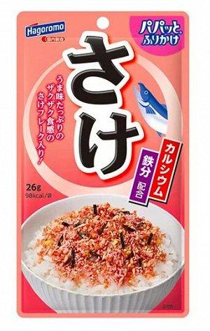 Hagoromo приправа к вареному рису с вкусом лосося