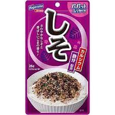 Hagoromo приправа к вареному рису с периллой