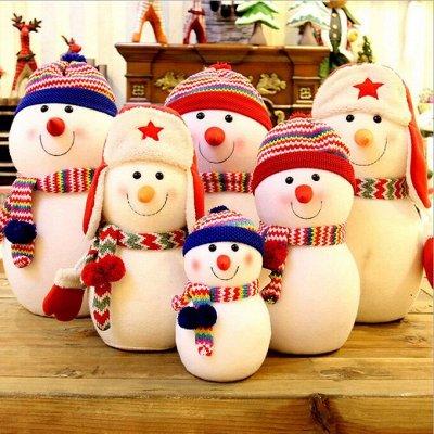 🎄Волшебство! Елочки! *★* Новый год Спешит! ❤ 🎅 — Украшаем елочку! Снеговики! — Все для Нового года