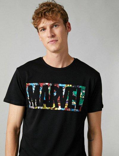 Джинсы, футболки, платья Koton. — Футболки, поло, рубашки — Одежда