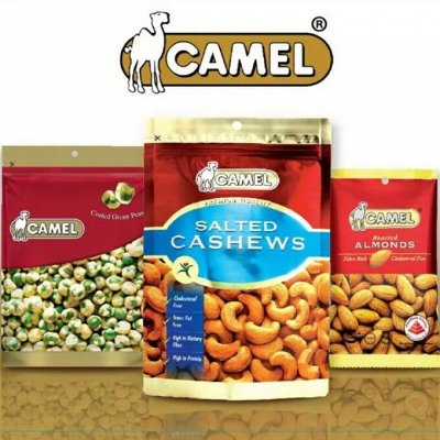 Экспресс! Орешки! Манго! Кокос! Папайя! Вкусно и полезно — CAMEL (орехи) Премиум