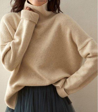 Скоро осень🍁 Теплые кашемировые свитера и водолазки