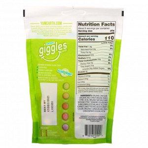 YumEarth, Organic Giggles, Sour, 5 oz (142 g)