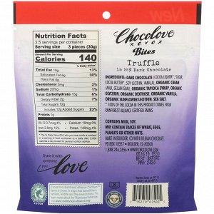 Chocolove, Bites, Truffle in 55% Dark Chocolate, 3.5 oz (100 g)