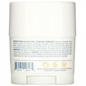 Schmidt&#x27 - s, Natural Deodorant, Sensitive Skin Formula, Coconut Pineapple, .7 oz (19.8 g)