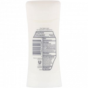 Dove, Дезодорант-антиперспирант Advanced Care для чувствительной кожи, 74 г