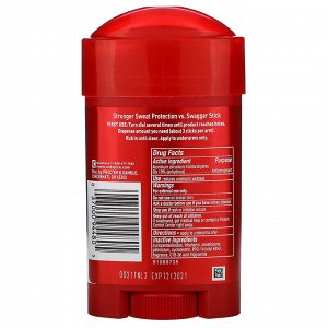 Old Spice, Stronger Swagger, Extra Strong Antiperspirant Deodorant, Soft Solid, 2.6 oz (73 g)