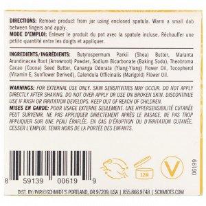 Schmidt&#x27 - s, Натуральный дезодорант в баночке, иланг-иланг и календула, 56,7 г (2 унции)