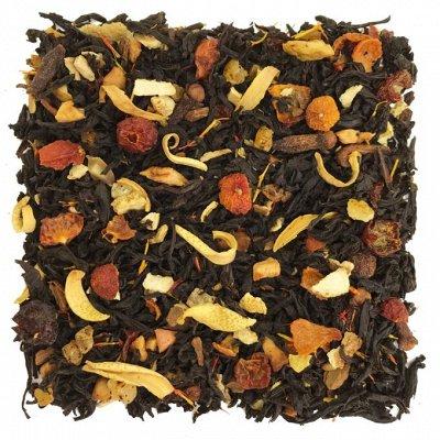 Чай и кофе / добавки к чаю Corvus. Доставка - 1 рабочий день — ЧАЙ Чёрный с добавками (Арома) — Чай