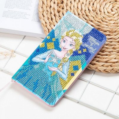 Красивое хобби! Мозайка, рисование. Много распродажи мозайки — Блокнот-Алмазка — Мозаики и фреска