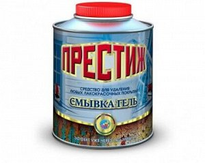 Тех. жидкость Престиж Смывка-гель 0,8 кг (14 шт/кор)