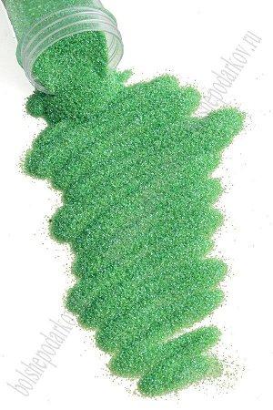 Глиттер перламутровый 500 гр (SF-5751) зеленый №502