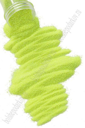 Глиттер перламутровый 500 гр (SF-5751) лимонный №543