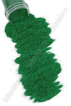 Глиттер декоративный 500 гр (SF-5750) темно-зеленый №2007