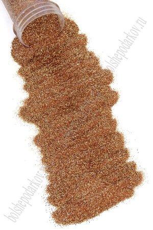 Глиттер декоративный 500 гр (SF-5750) светло-коричневый №284