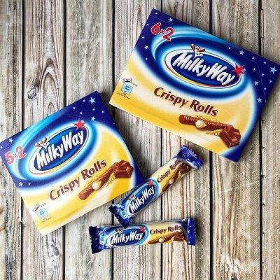 Сладости из Европы! Новинки! Вкусная Milka! — Шоколад — Шоколад
