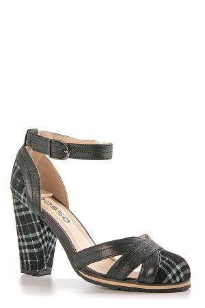 Туфли MOSSO из натуральной кожи