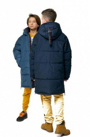 Пальто для мальчика серый поменяю на размер больше