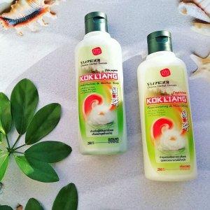 Травяной шампунь против выпадения волос Kokliang, 200мл