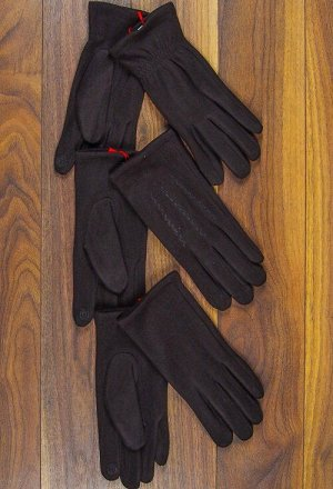 Перчатки мужские кашемир, сенсор
