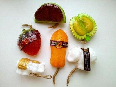 Косметика из Азии. Подарочные наборы — МЫЛО — Гели и мыло