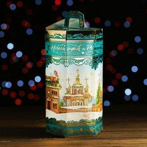 """Новогодний подарок """"Деревянное зодчество"""" 950 г"""