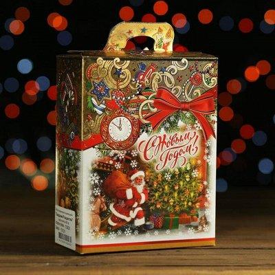 Новый год 2021🎄 Украшения, елки, гирлянды, сувениры🎄 — Новогодний сладкий подарок — Все для Нового года