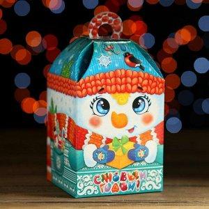 """Новогодний подарок """"Снеговичок"""" 500 г"""