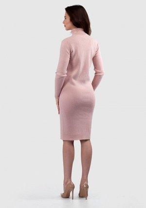 Платье прямое с ромбами