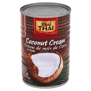 Кокосовый крем Real Thai, 400мл