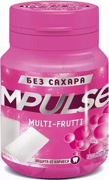 «Impulse», жевательная резинка Multi-Frutti, 56 г