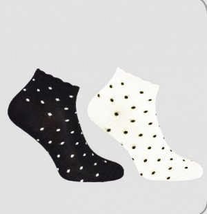 Носки женские черный Sock`s point