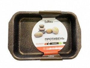 Противень с каменным покрытием GreenEco 35*25*7,1 см