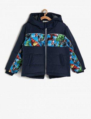 Куртки, жилеты, парки